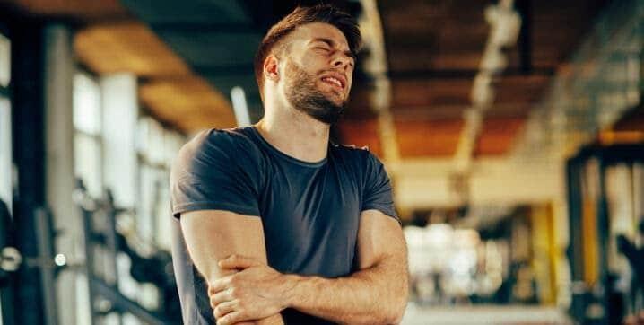 miks lihased valutavad peale treeninguid